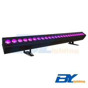 BY-6324L 24X15W 6in1 RGBWA+UV LED Wall Washer