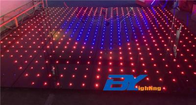 BY-D726 Led Pixel Animation Starlit Dance Floor