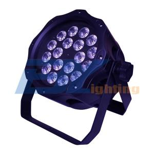 BY-6118A 18X15W 6in1 RGBWA+UV LED outdoor PAR